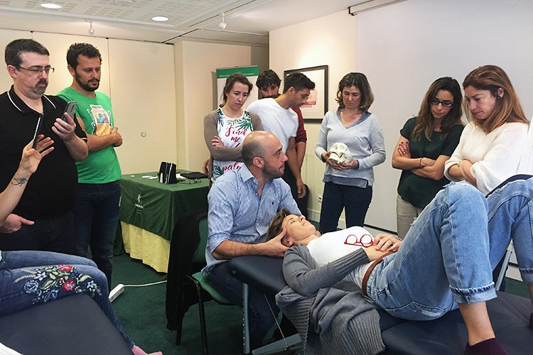 Terapia Manual no Sistema Nervoso Autónomo - Master Science Lab