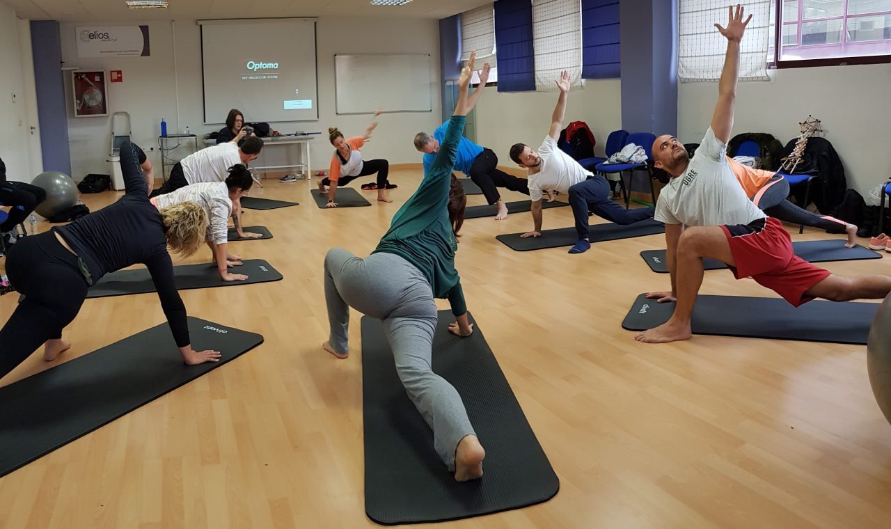 Movement Therapy na Terapia Miofascial